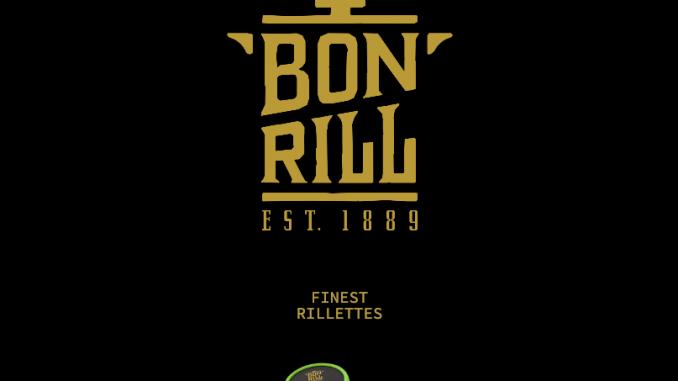 Bon Rill veggie logo EMG = Evolution Media Group