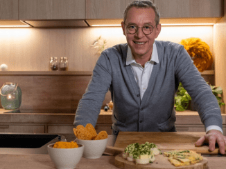 topchef Bart Desmidt ss van EMG= Evolution Media Group